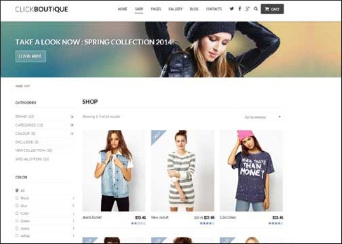 Click-Boutique-WordPress-Theme