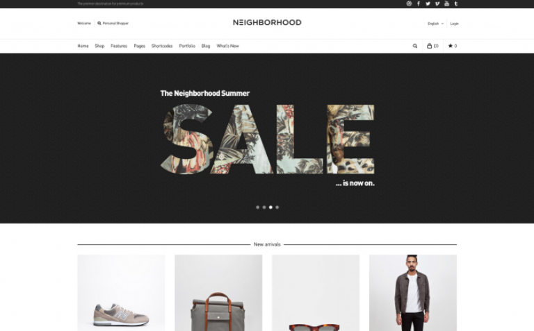 neighbourhood-wordpress-theme